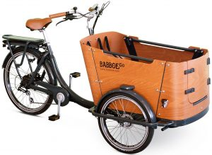 Babboe Go-E 2021 Lasten e-Bike