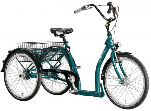 pfautec Ally 2020 Dreirad für Erwachsene