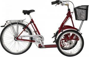 pfautec Capo 2021 Dreirad für Erwachsene