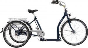 pfautec Classic 2021 Dreirad für Erwachsene