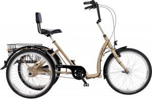 pfautec Comfort 2021 Dreirad für Erwachsene