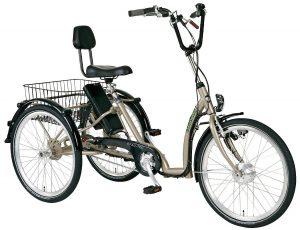 pfautec Comfort-FM 2020 Dreirad für Erwachsene