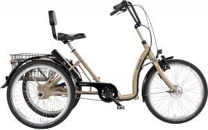 pfautec Comfort FM 2021 Dreirad für Erwachsene