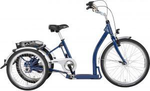 pfautec Mobile 2021 Dreirad für Erwachsene