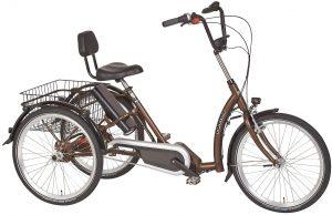 pfautec Palermo 2020 Dreirad für Erwachsene