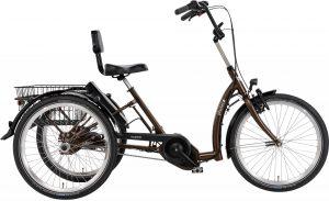 pfautec Palermo 2021 Dreirad für Erwachsene