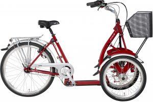 pfautec Primo 2021 Dreirad für Erwachsene