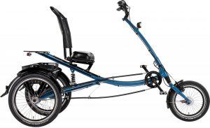 pfautec Scootertrike L 2021 Dreirad für Erwachsene