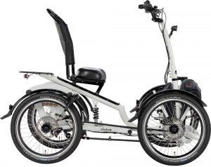 pfautec Tibo4 2021 Dreirad für Erwachsene
