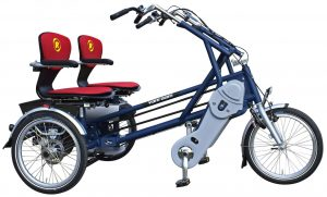 Van Raam Fun2Go 2021 Dreirad für Erwachsene