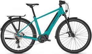 FOCUS Planet2 6.9 2022 Trekking e-Bike,Urban e-Bike