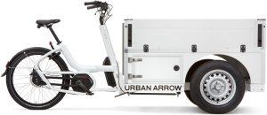 Urban Arrow Tender 1000 Cargo Line Rohloff 2021 Lasten e-Bike