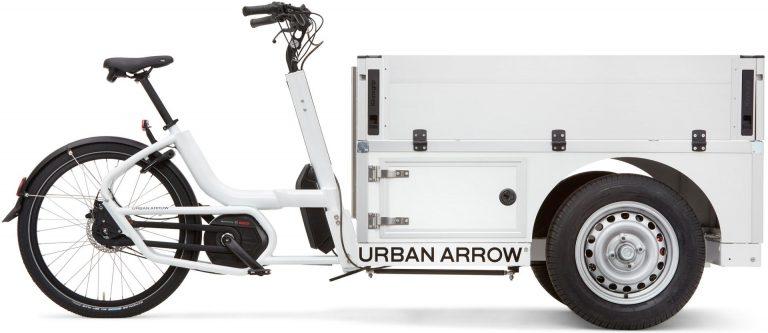 Urban Arrow Tender 1000 Cargo Line Rohloff 2021