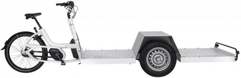 Urban Arrow Tender 2500 Cargo Line Rohloff 2021
