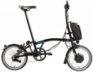 Brompton Electric H2L 2022 Klapprad e-Bike,Urban e-Bike