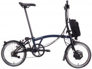 Brompton Electric M2L 2021 Klapprad e-Bike,Urban e-Bike