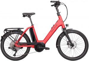Hercules Futura Compact 10 2022 Kompakt e-Bike