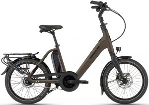 Hercules Futura Compact R8 2022 Kompakt e-Bike