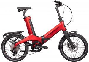 Hercules Futura Fold Carbon I-10 2022 Klapprad e-Bike
