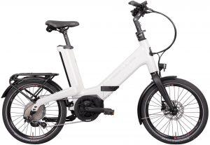 Hercules Futura Fold I-10 2022 Klapprad e-Bike