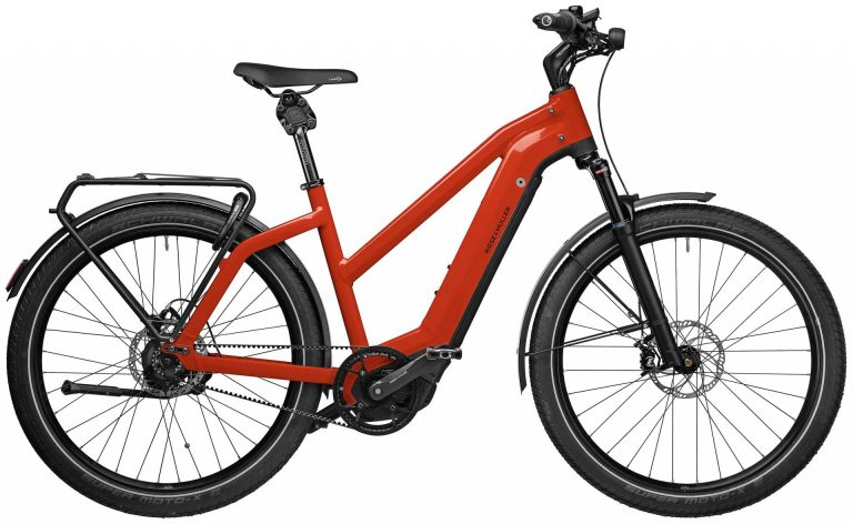 Riese & Müller Charger3 Mixte GT rohloff 2022