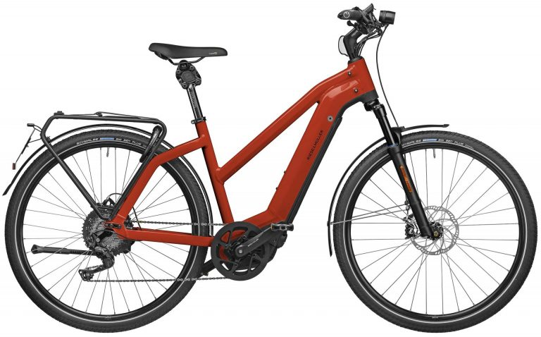 Riese & Müller Charger3 Mixte touring HS 2022