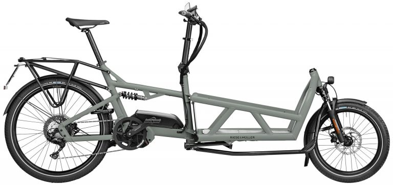 Riese & Müller Load 60 touring HS 2022