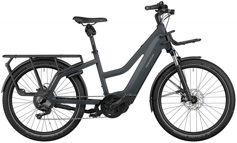 Riese & Müller Multicharger Mixte GT touring 2022