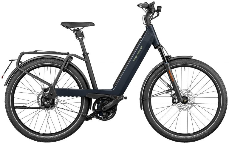 Riese & Müller Nevo GT rohloff HS 2022