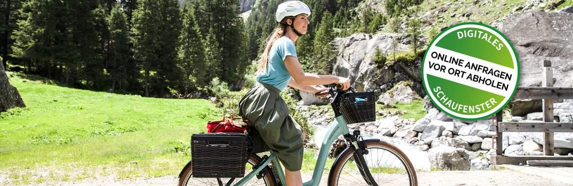 banner startseite e-bikes bei e-motion anfragen