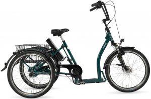 pfautec Ally FM 2022 Dreirad für Erwachsene