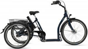pfautec Napoli 2022 Dreirad für Erwachsene
