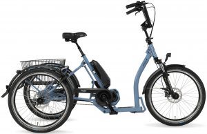 pfautec Passo 2022 Dreirad für Erwachsene