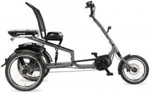 pfautec Scoobo 2022 Dreirad für Erwachsene
