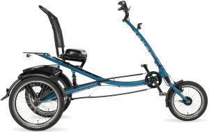 pfautec ScooterTrike 2022 Dreirad für Erwachsene